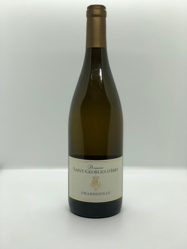 Domaine St Georges d'Ibry « Chardonnay » blanc