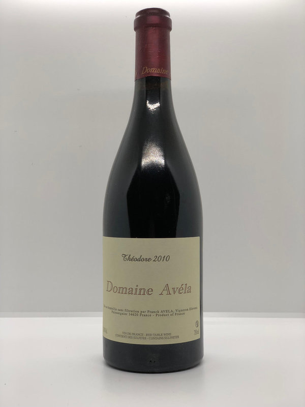 Domaine Avéla « Théodore » 2013 Rouge